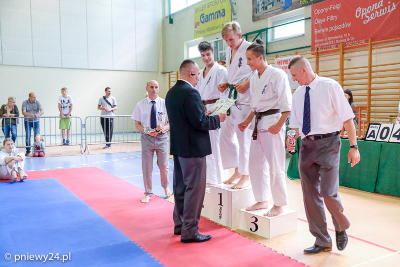 Mistrzostwa karate