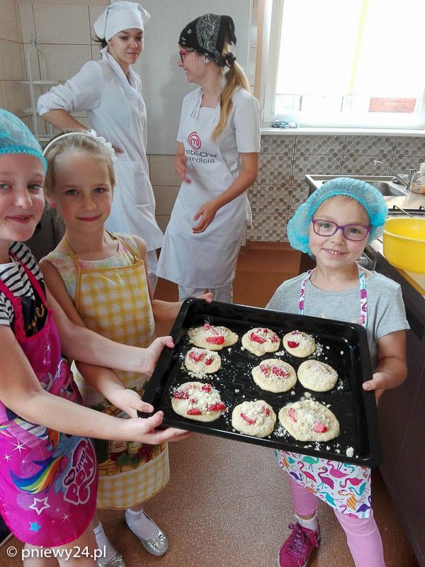 Kulinarne przedszkolaki
