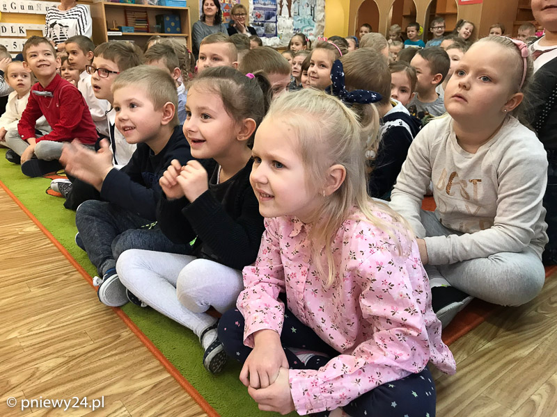 Muzyczne przygody przedszkolaków