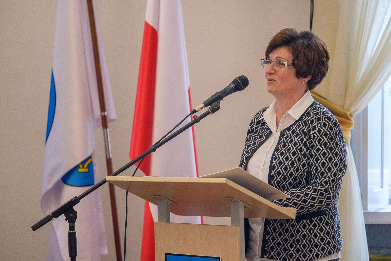 Laudacja nacześć Laureatki Jolanty Woropaj