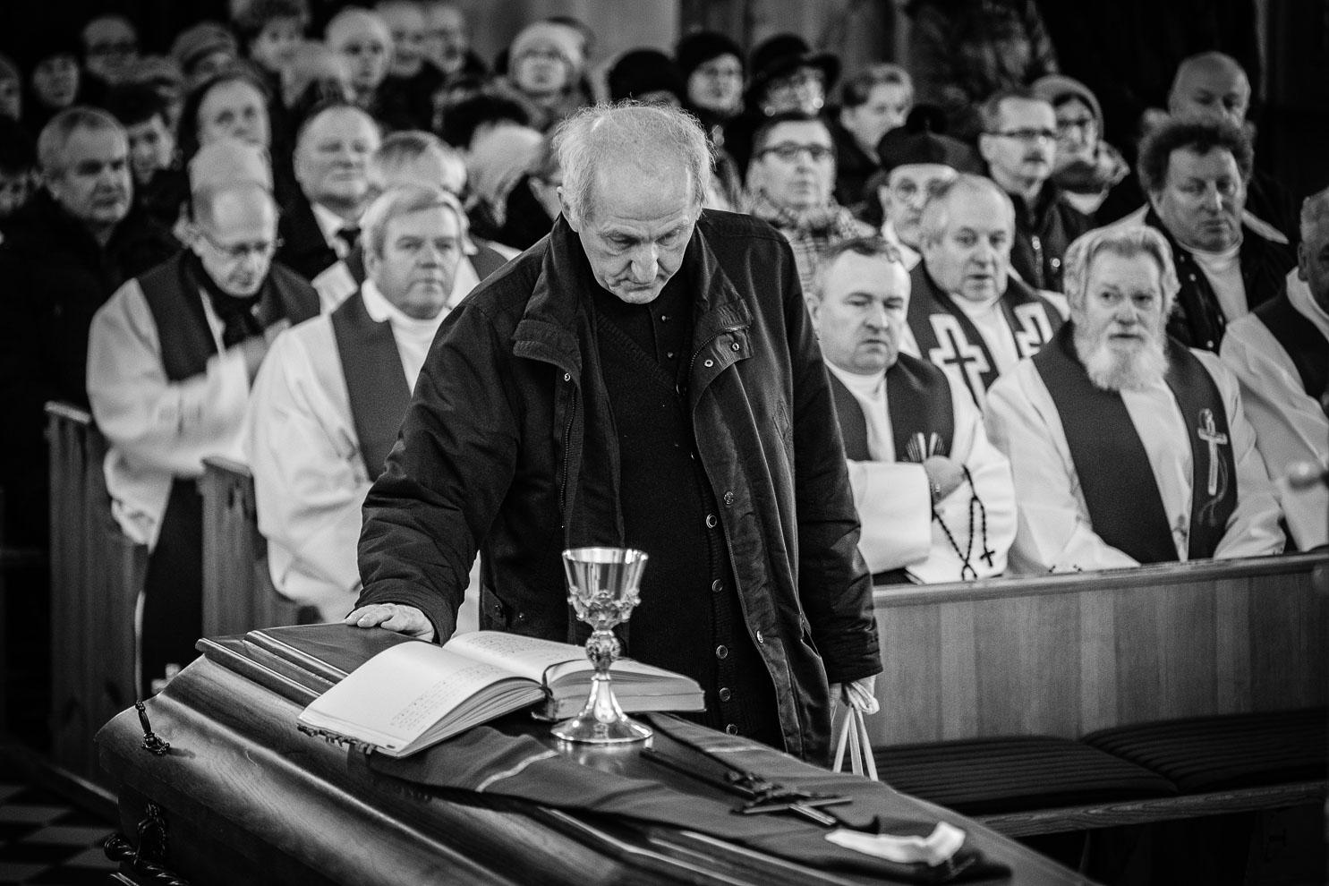 Pogrzeb ks.Włodzimierza Jackiewicza