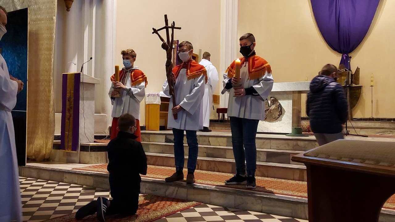 Liturgia Wielkiego Piątku uJana